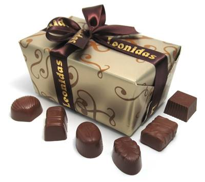 ASSORTIMENT CHOCOLATS AU LAIT 250 gr. net