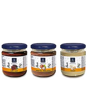 Leonidas Chocolate Spread Trio